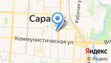 ИНФОТУР на карте