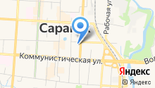 ЮРАУДИТ на карте