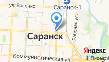 Агентство праздничного оформления на карте