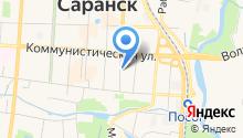 МордовияМебель на карте