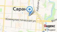 Арбитражный управляющий Булгаков В.И. на карте
