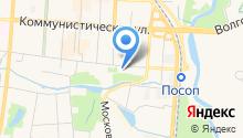Государственный комитет Республики Мордовия по организации торгов и ценовой политике на карте