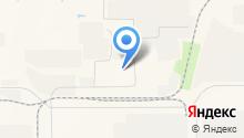 Sarин на карте