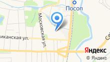 Автобаза Республики Мордовии на карте