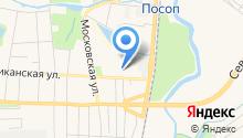 3-й отдел полиции Управления МВД России по Ленинскому району г. Саранска на карте