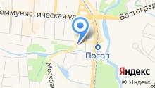 Газетно-журнальное издательство Республики Мордовия, ГУП на карте