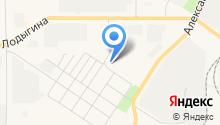 Интерьер-купе на карте