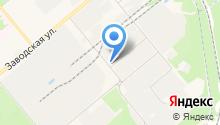 Авторейнджер-Пенза на карте