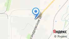 Банкомат, Межрегиональный промышленно-строительный банк, ПАО на карте