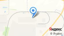 Горремдорстрой на карте