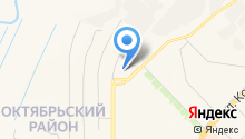 Банкомат, Мордовпромстройбанк на карте