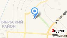 ЗАГС Октябрьского района на карте