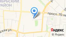Бардак на карте