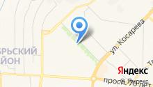СотЭл сервис на карте