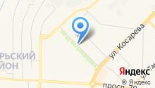 Детская библиотека №7 на карте