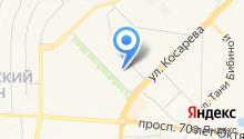 Детский сад №88 на карте
