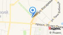 Винмаркет на карте