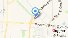 АльтGSM на карте
