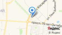 REM-GSM на карте