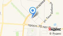 Детская музыкальная школа №6 на карте