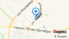Детская городская библиотека им. Н.А. Некрасова на карте