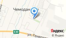 Чемодановская сельская библиотека на карте