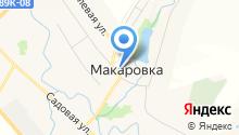 Иоанно-Богословский мужской монастырь на карте