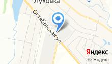 БАМ Саранск на карте