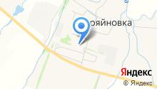 Горяйновская основная общеобразовательная школа на карте