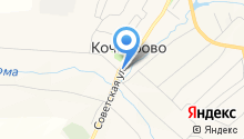 ЗАГС Кочкуровского муниципального района на карте
