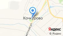 Прокуратура Кочкуровского района на карте