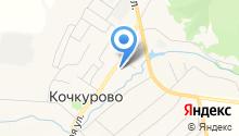 Администрация Кочкуровского сельского поселения на карте