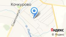 Управление Федерального казначейства по Республике Мордовия на карте