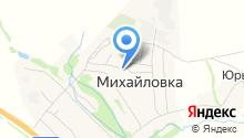 Администрация Михайловского муниципального образования на карте