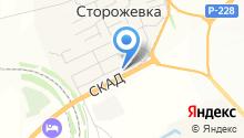 Саратов Трак Сервис на карте