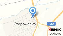 Саратовгазторг на карте