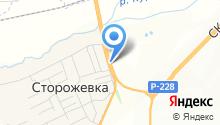 АЗС Феникс на карте