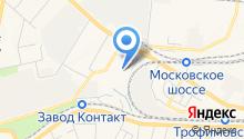 Fast сервис на карте