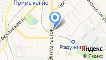 CarSity на карте