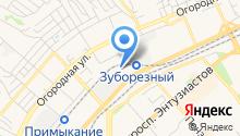 AutoFashion на карте