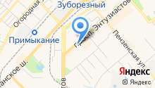 ProfStyle на карте