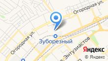 Bosch Scan Auto на карте