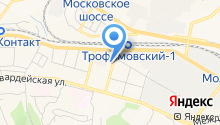 4G city на карте