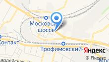 Римар-Р на карте