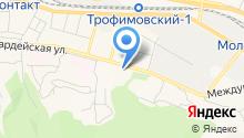 BleSk на карте
