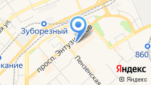 City-insurance на карте