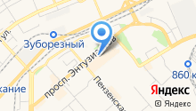 Burger Stand на карте