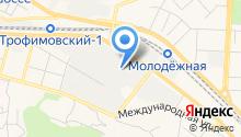Izodecor на карте