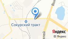 Disavi на карте