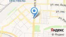 Магазин спутникового оборудования на карте